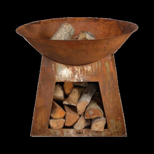 Baalfad rust